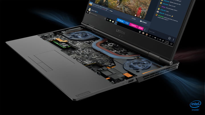 lenovo new legion gaming laptops ces 2019 01 y740 nootebook 15inch thermal design