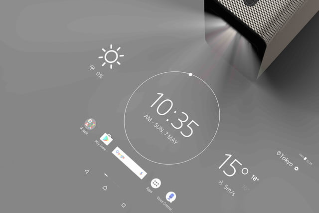 sony xperia touch mwc 2017 03 interface