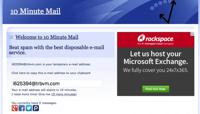 Best Sites For Disposable Email Addresses