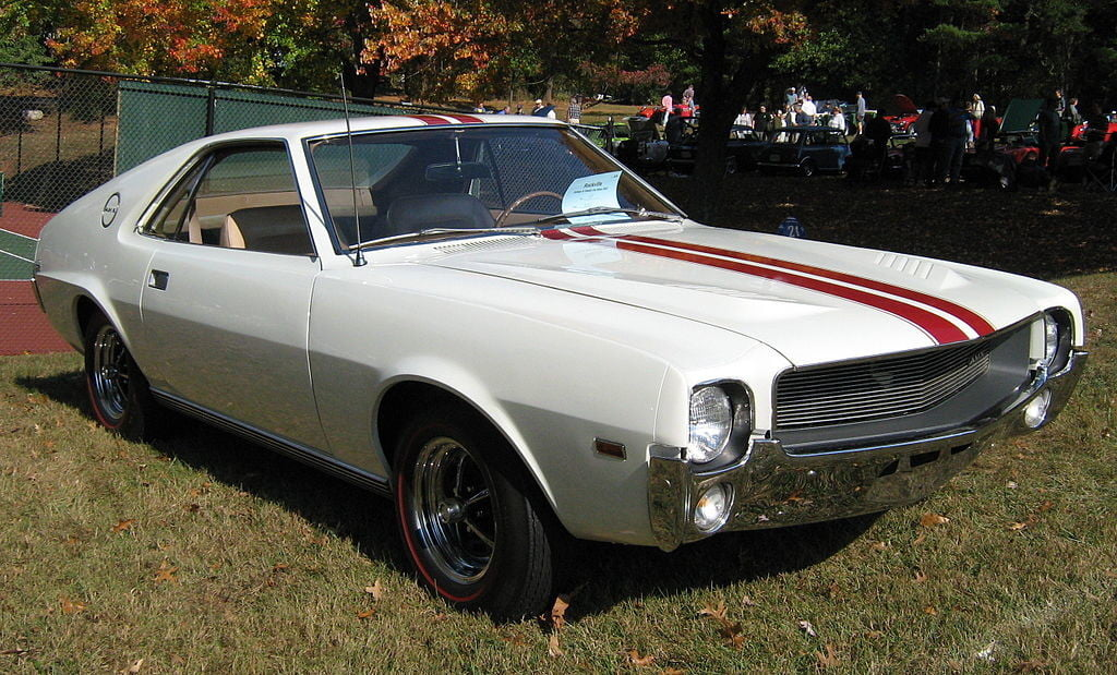The Best American Muscle Cars News On 6