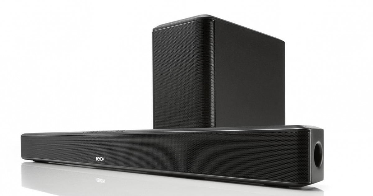 denon soundbar dht s514 manual