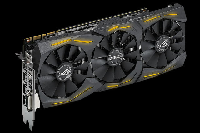 asus pascal 1080 strix geforce gtx