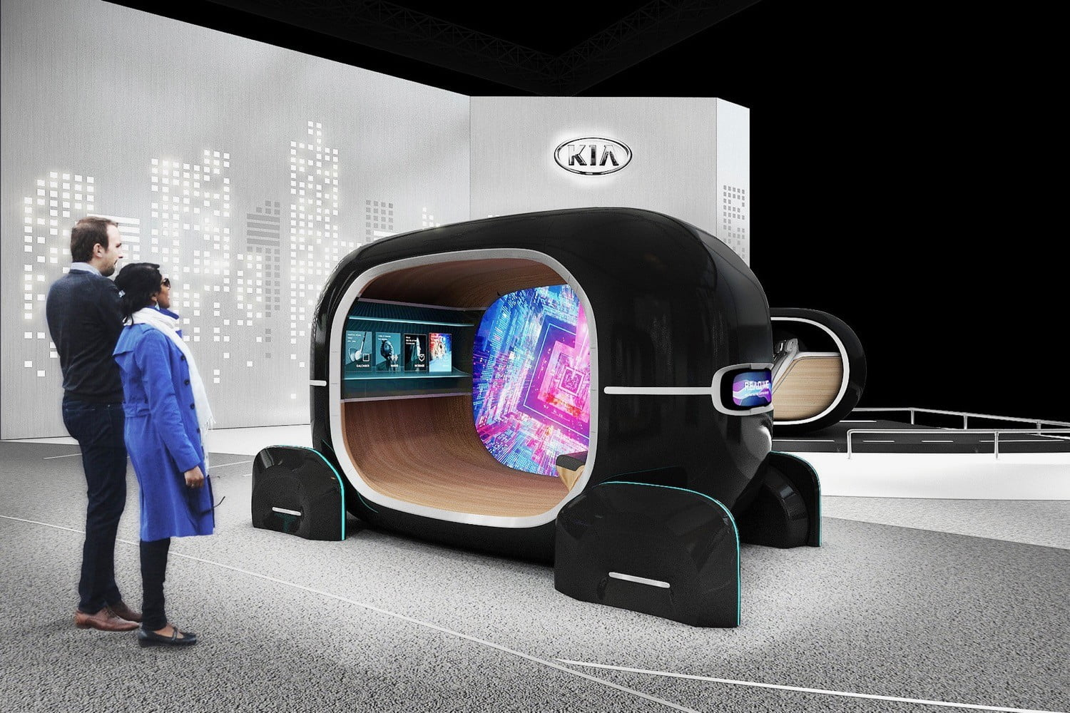 Kia To Demonstrate Emotion Recognition A I Tech At Ces 2019 Digital Trends