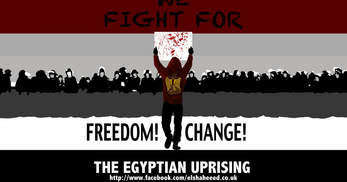 social media and the egyptian revolution Crowdfunding initiatives in egypt also have been organized through social media in an online event called tweetback, egyptians gathered funds for humanitarian projects companies, non-profits and individuals were invited to donate.