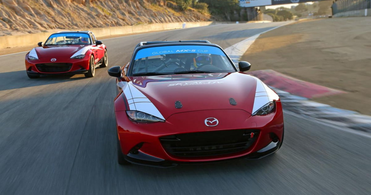Mazdas Slick Engineering Prototypes Could Preview The Next MX - Wsl mazda