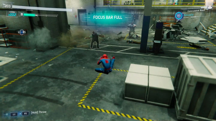 marvels spider man turf wars impressions marvel s