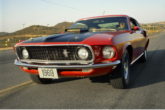 looks thing new mustang ford brings back mach 1 moniker 1969