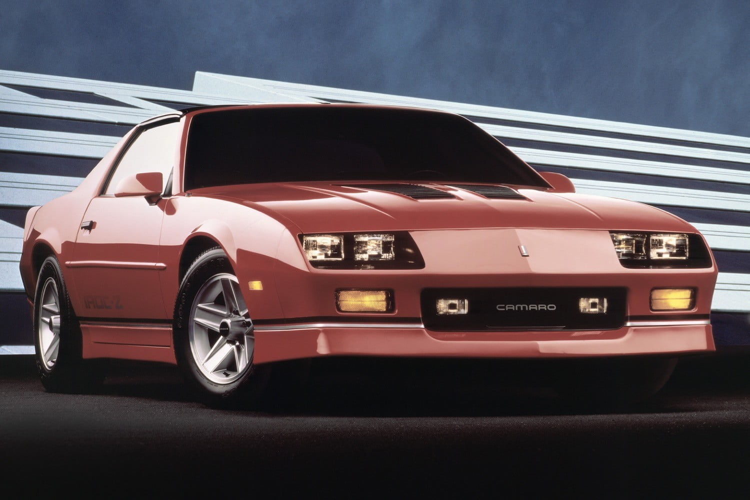Chevrolet Camaro Iroc Z A Collectible Says Bloomberg Digital Trends