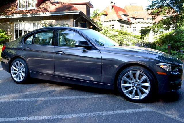 2012 bmw 335i review exterior right side