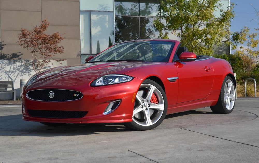 2012 Jaguar XKR Review
