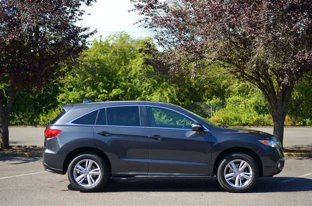 2014 Acura RDX exterior right side