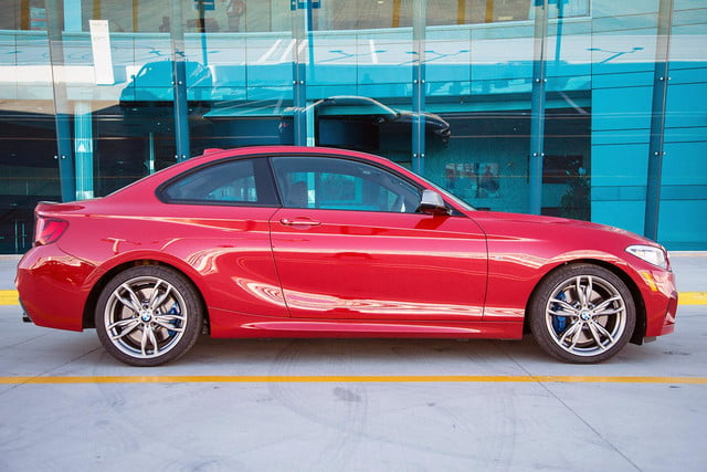 2014 BMW M235i right side