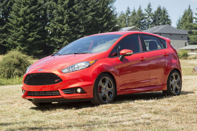 2015 Ford Fiesta St Review Digital Trends