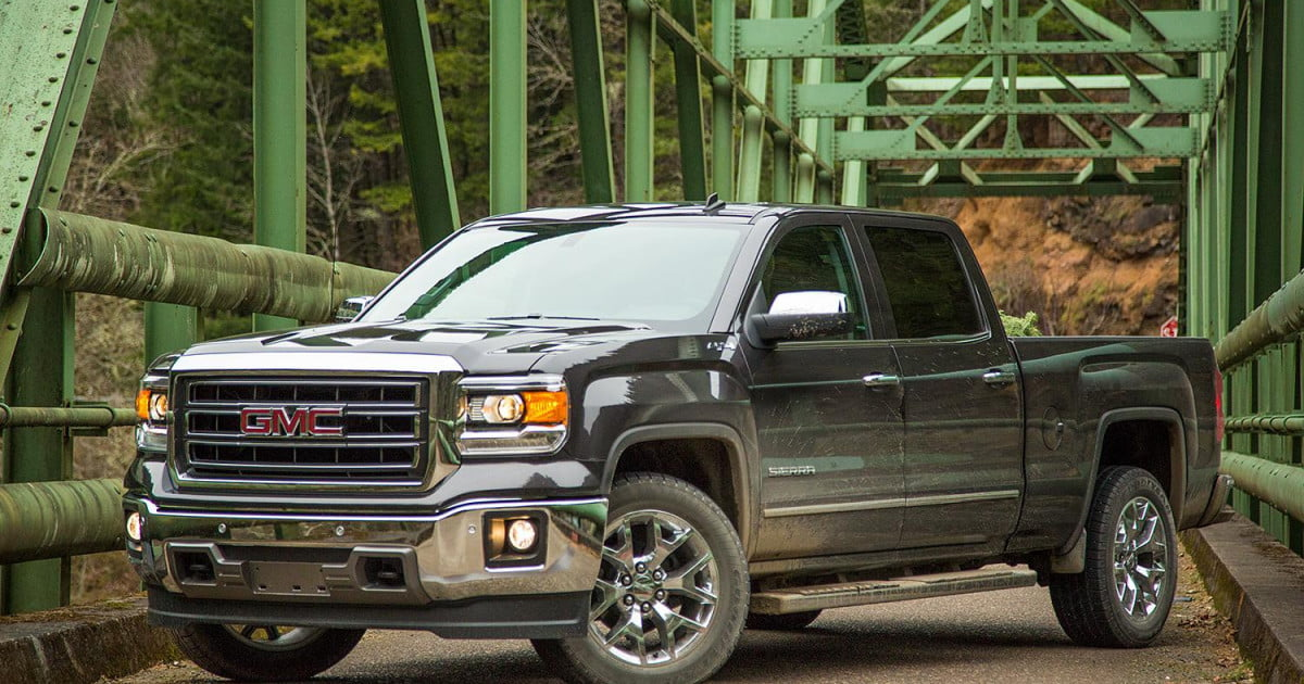2014 gmc sierra 1500 4wd review digital trends. Black Bedroom Furniture Sets. Home Design Ideas