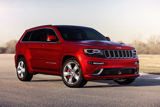 2015 Jeep Grand Cherokee Srt Review Digital Trends
