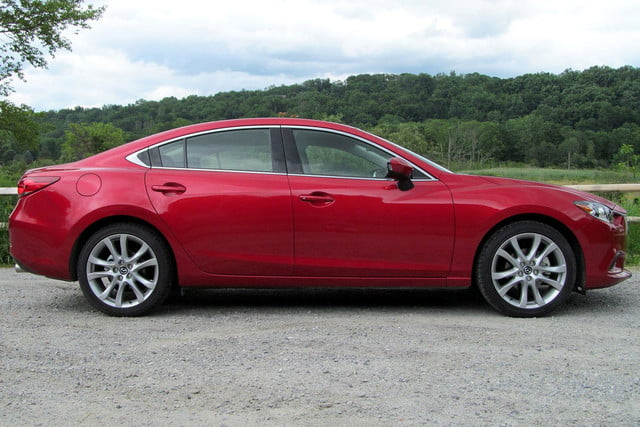 2014 mazda6 i touring review right side