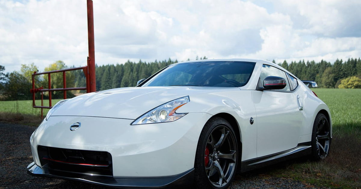 2015 Nissan 370Z NISMO Review