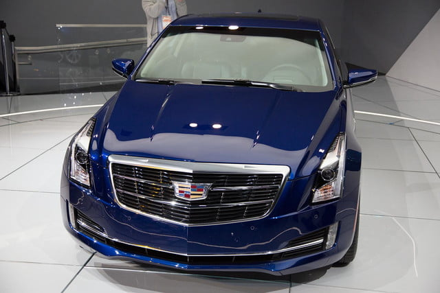 2015 Cadillac Ats Coupe Full Specs Photos And