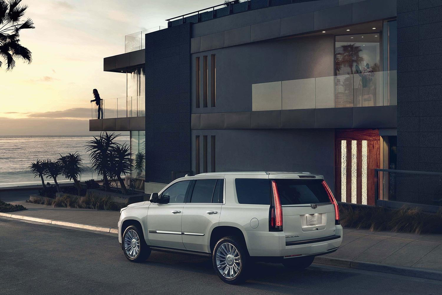 2015 Cadillac Escalade Review Digital Trends
