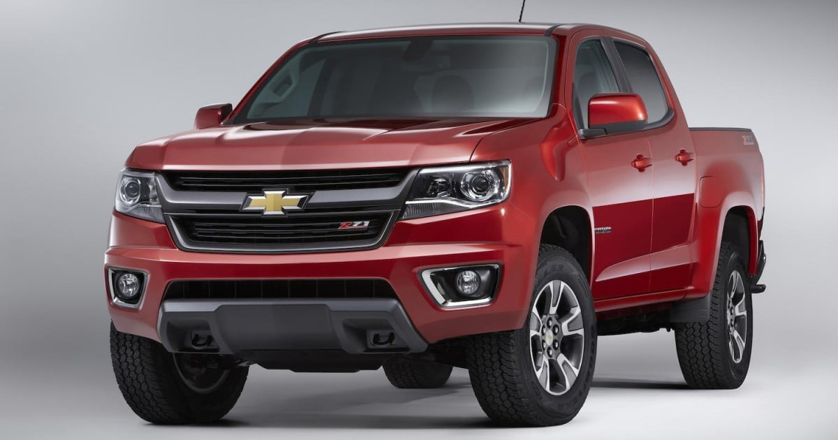 2015 Chevrolet Colorado Could Spawn Ford Raptor Rival Digital Trends