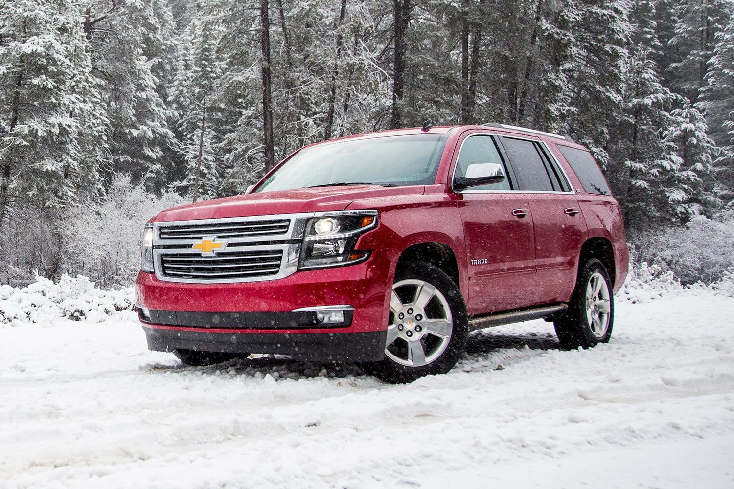 All Chevy chevy cars 2015 : 2014 versus 2015 Chevrolet Tahoe | Digital Trends