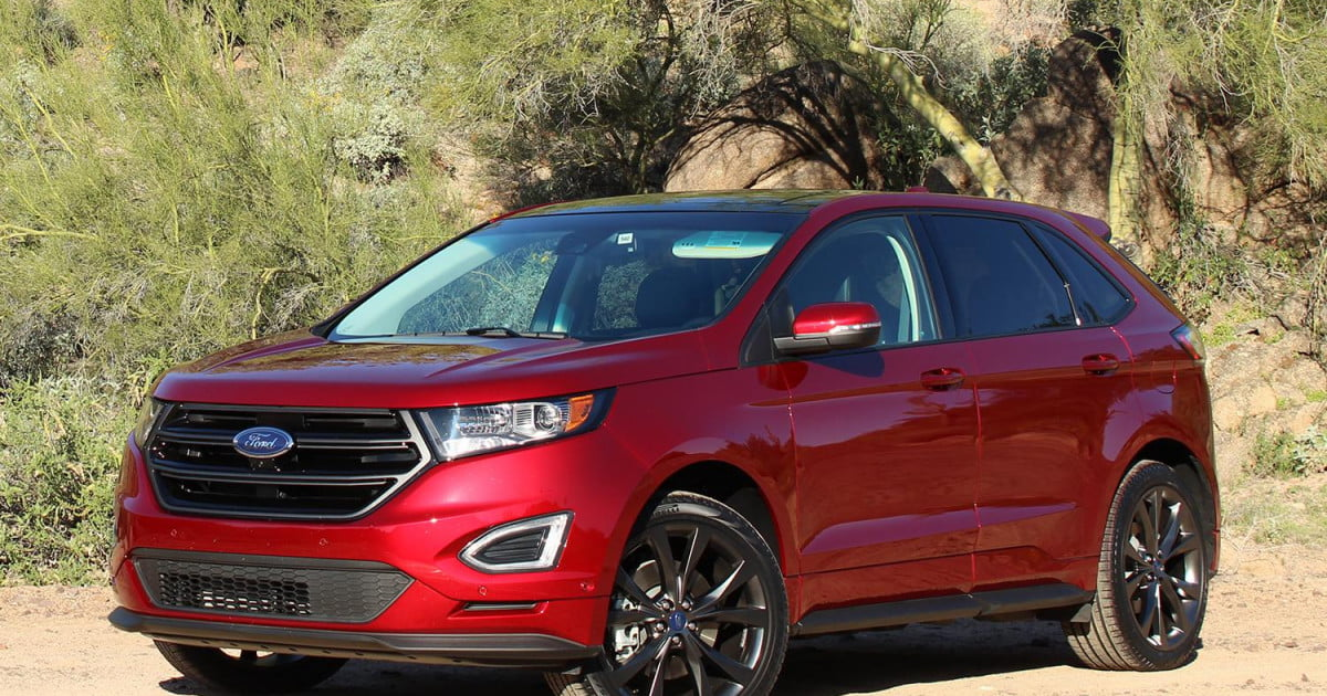 pictures edge ford sport suv rear auto review express edges
