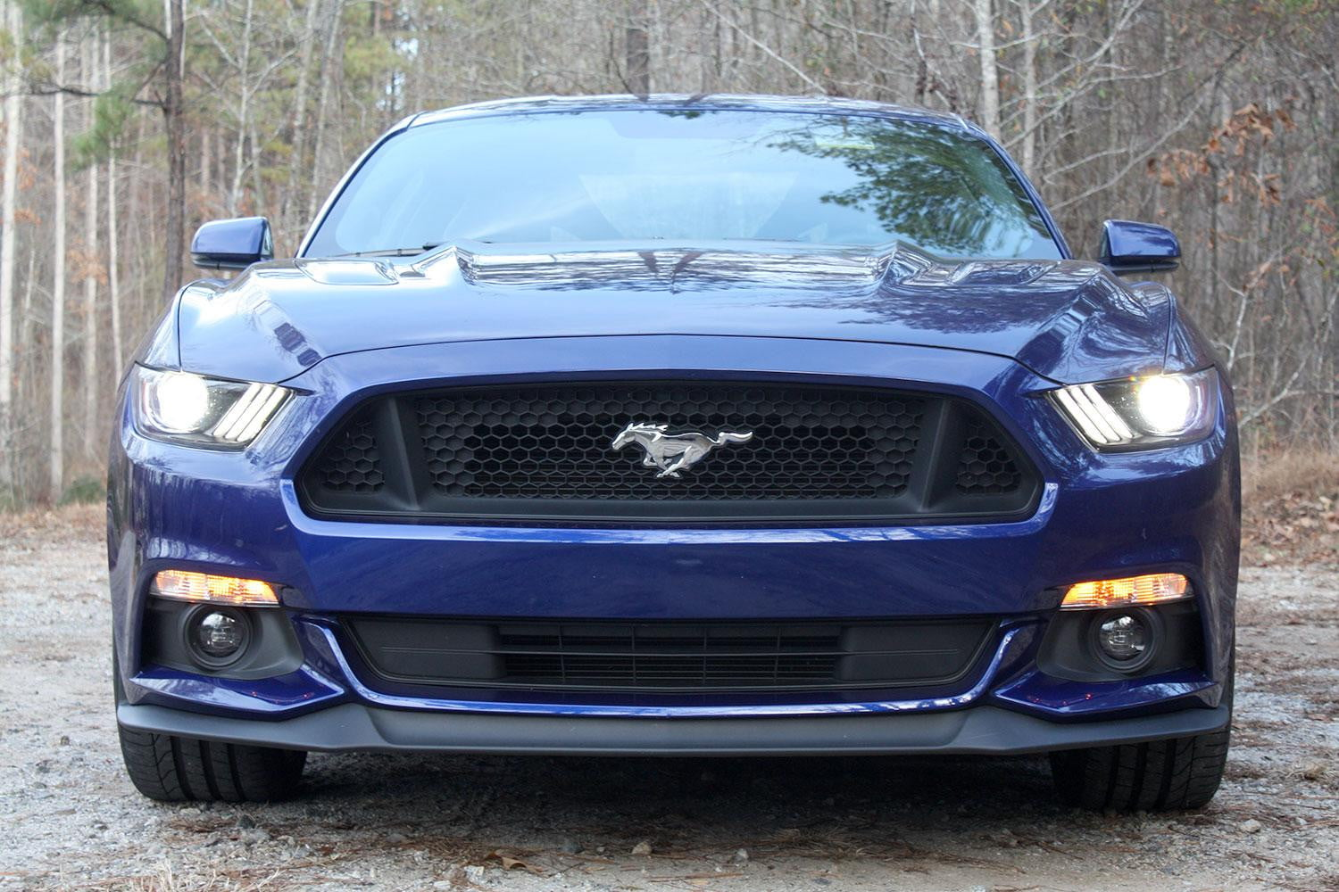 All Types gt 2015 mustang : 2015 Ford Mustang GT review | Digital Trends