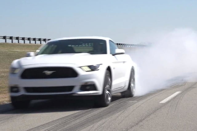2015 Ford Mustang Line Lock5