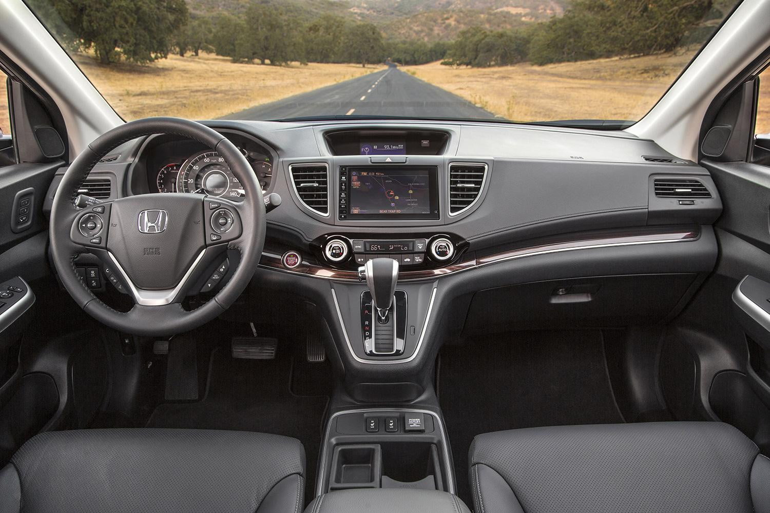the quick truth cars honda about cr look v dash