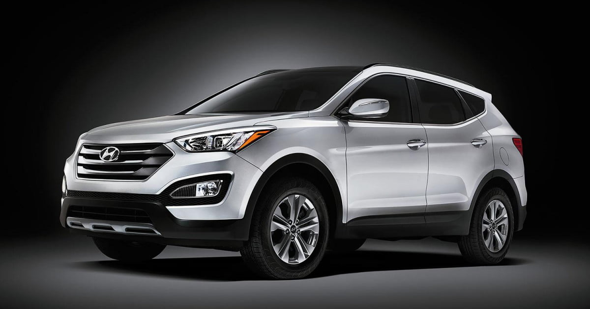 2015 hyundai santa fe sport review digital trends. Black Bedroom Furniture Sets. Home Design Ideas