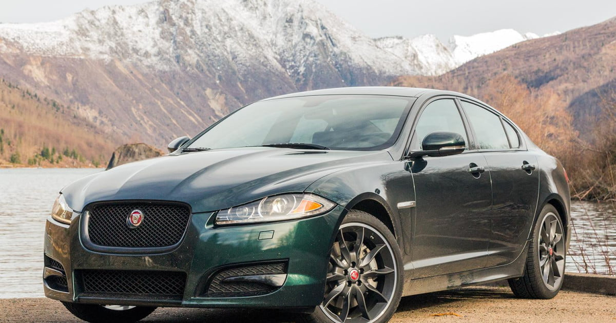 Joyride 2015 Jaguar Xf 3 0 Awd Sport Digital Trends