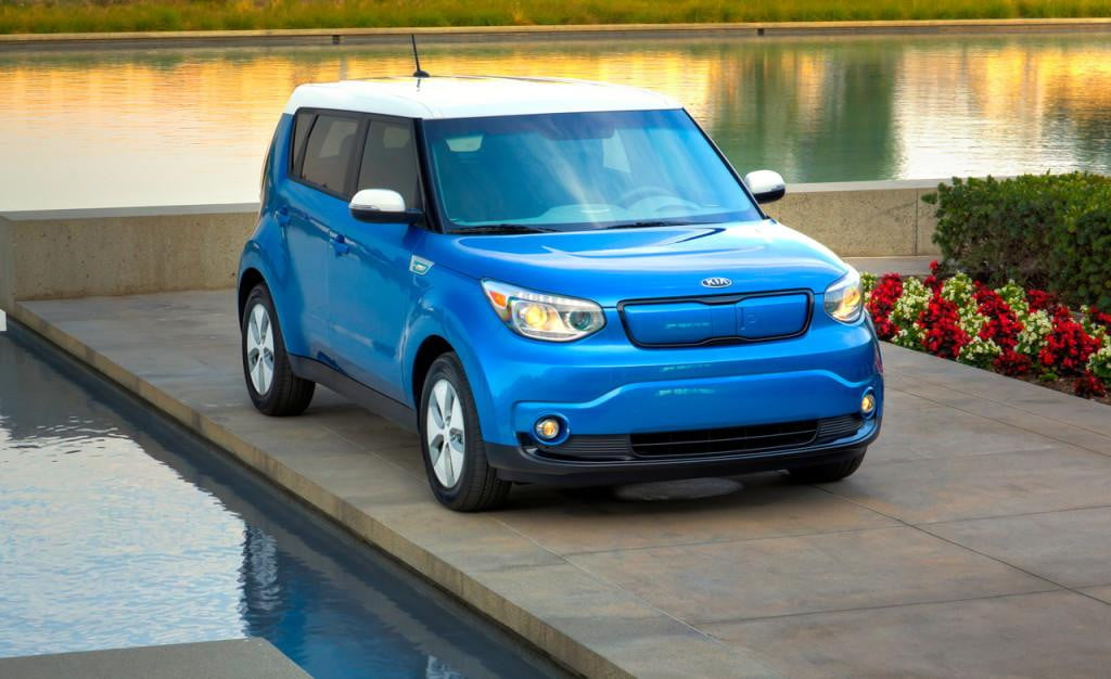 2016 kia soul ev specs news digital trends. Black Bedroom Furniture Sets. Home Design Ideas