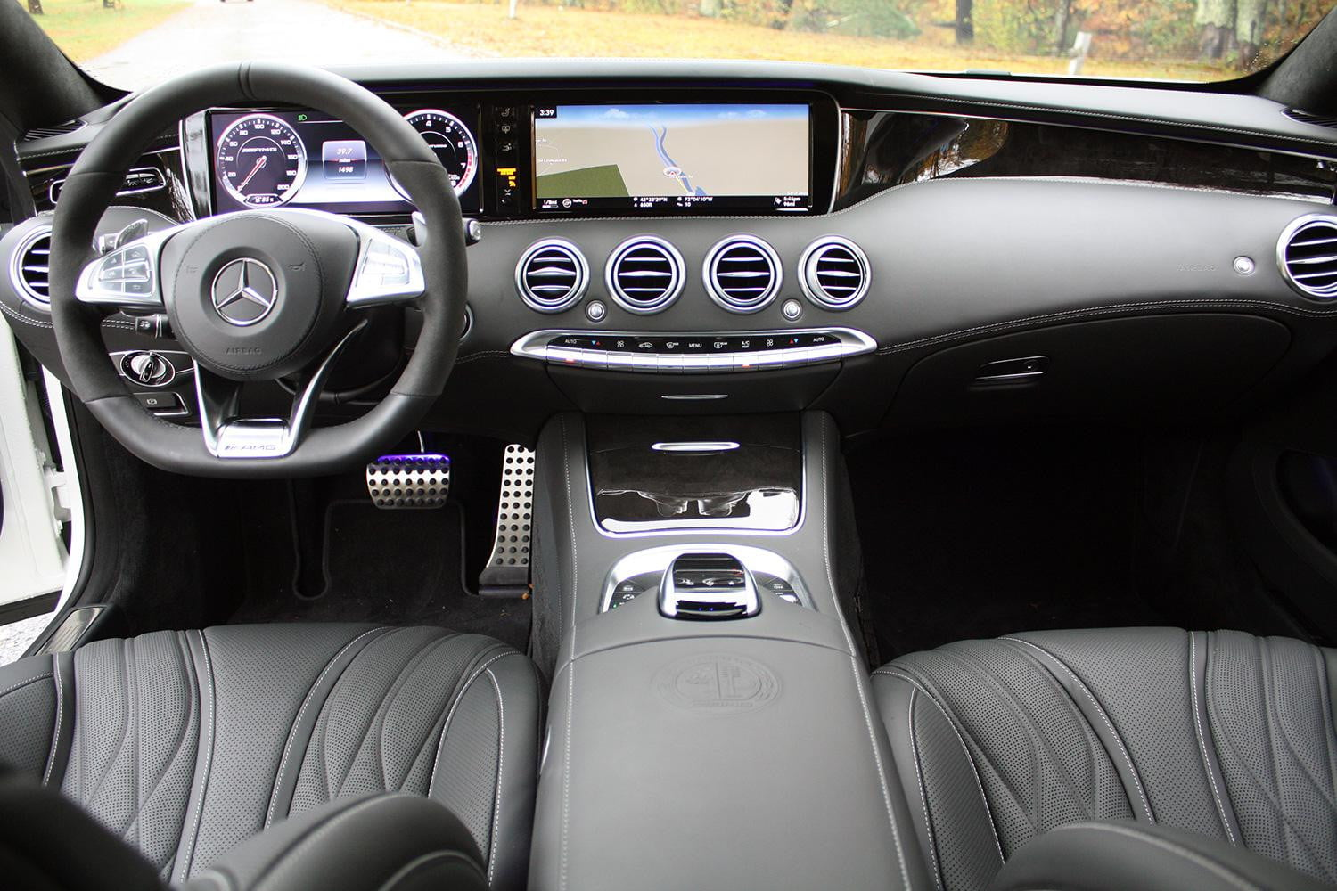 first drive 2015 mercedes benz s class coupe digital trends. Black Bedroom Furniture Sets. Home Design Ideas