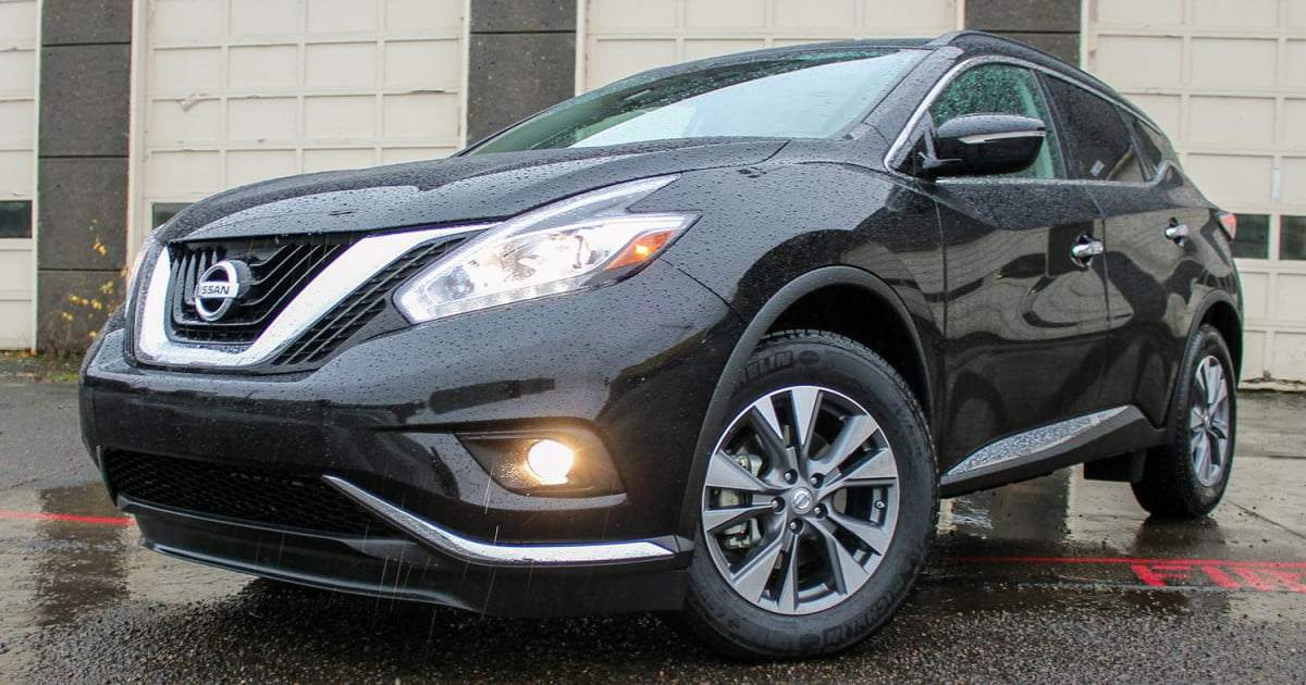2015 Nissan Murano SV review | Digital Trends