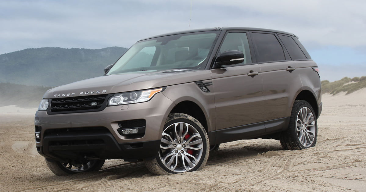 2015 range rover sport supercharged review digital trends. Black Bedroom Furniture Sets. Home Design Ideas