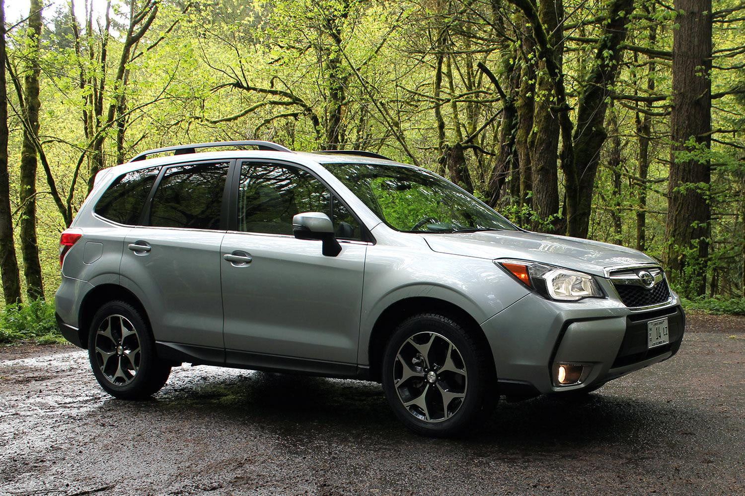 2015 subaur forester xt right