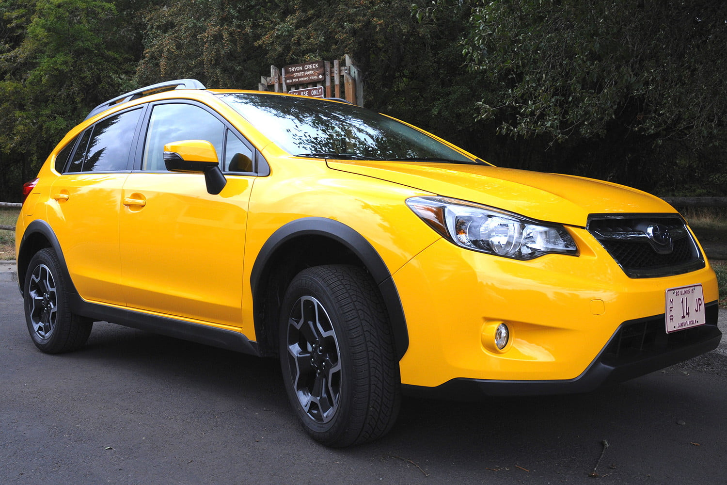 2015 subaru xv crosstrek review | digital trends
