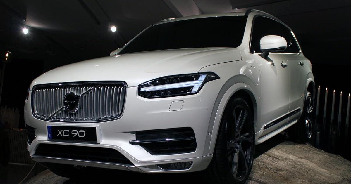 2015 Volvo Xc90 Official Specs Tech And Pictures Digital Trends