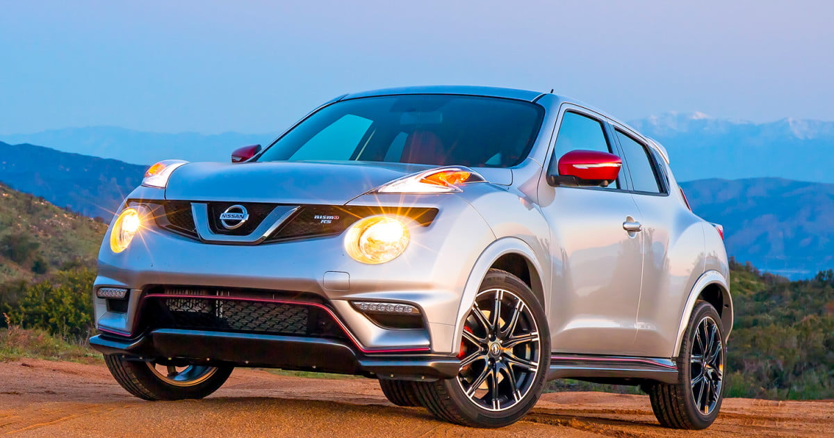 2015 nissan juke nismo rs review digital trends. Black Bedroom Furniture Sets. Home Design Ideas