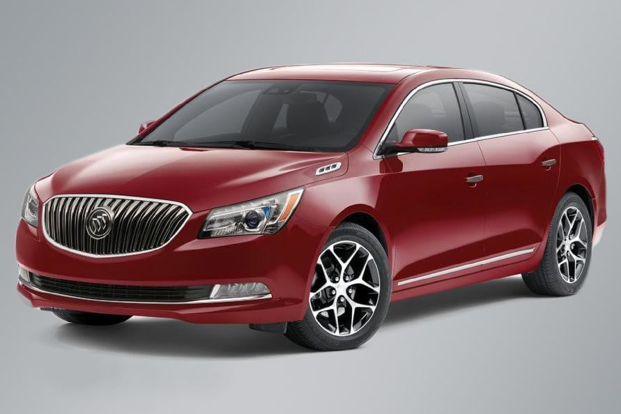 2016 Buick Sport Touring Sedans | Photos, Details, Specs | Digital Trends