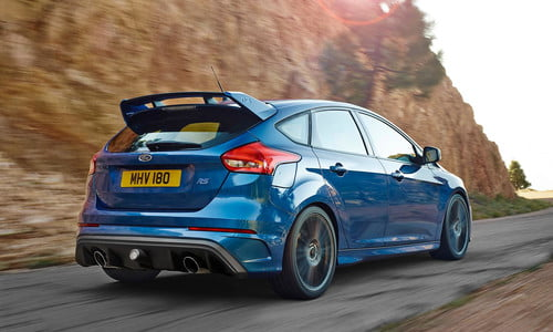2016 Ford Focus RS First Look| Spec, Pictures, Performance | Digital