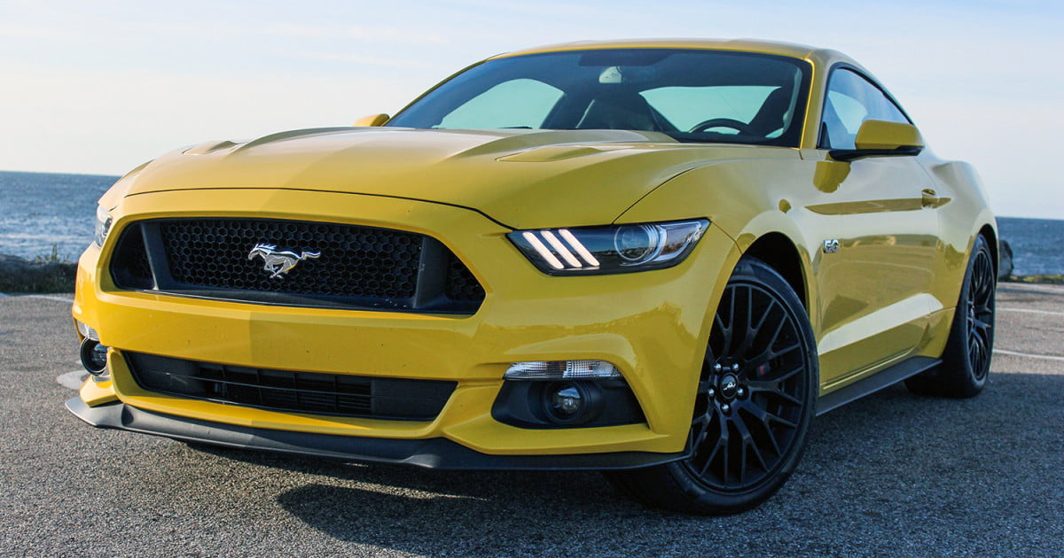 2017 ford mustang gt review digital trends for Ford gt 2017 motor