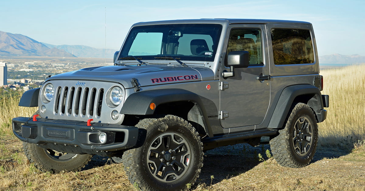 2016 jeep wrangler rubicon review specs photos digital trends