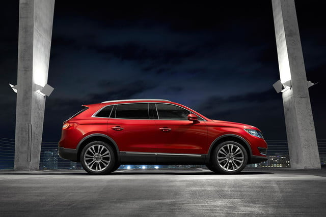 the new 2016 lincoln mkx photos and details 02