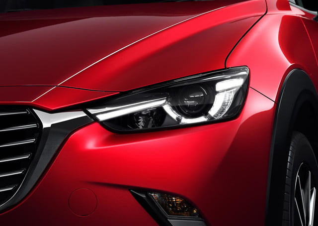 Mazda's pint-sized 2016 CX-3 looks to stand out from the compact crossover crowd