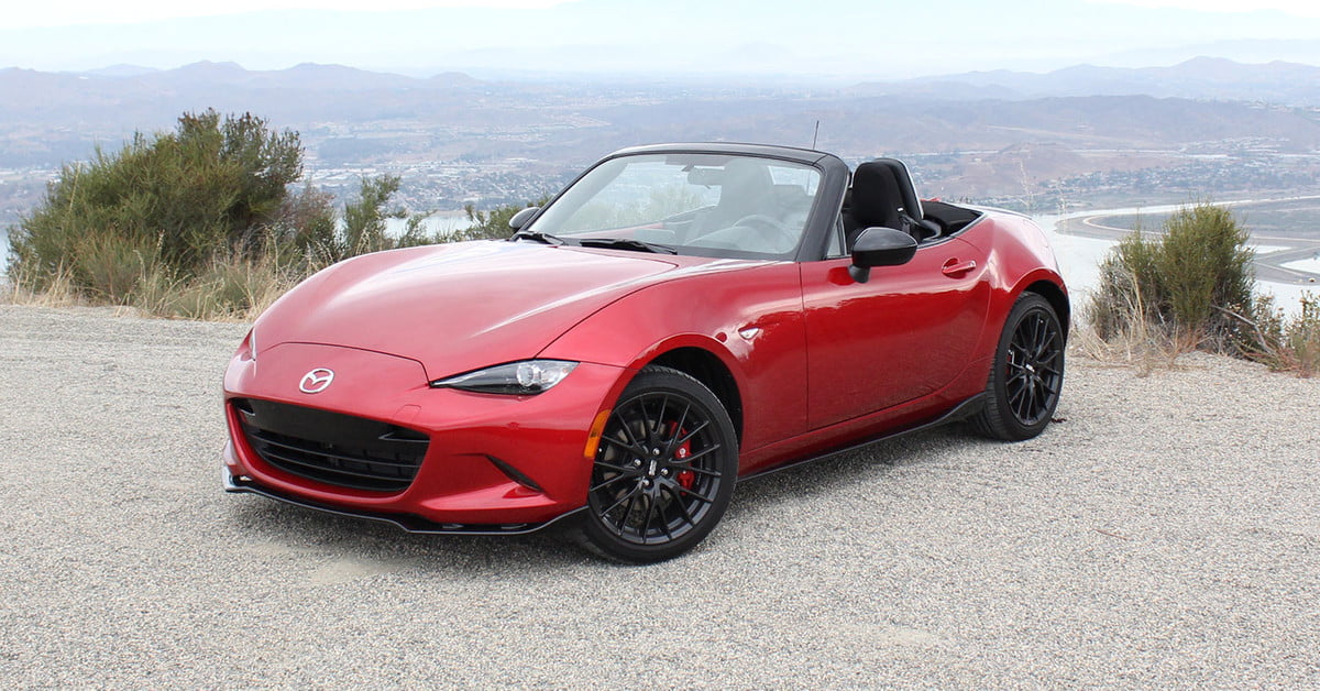 2016 mazda mx 5 miata review digital trends. Black Bedroom Furniture Sets. Home Design Ideas