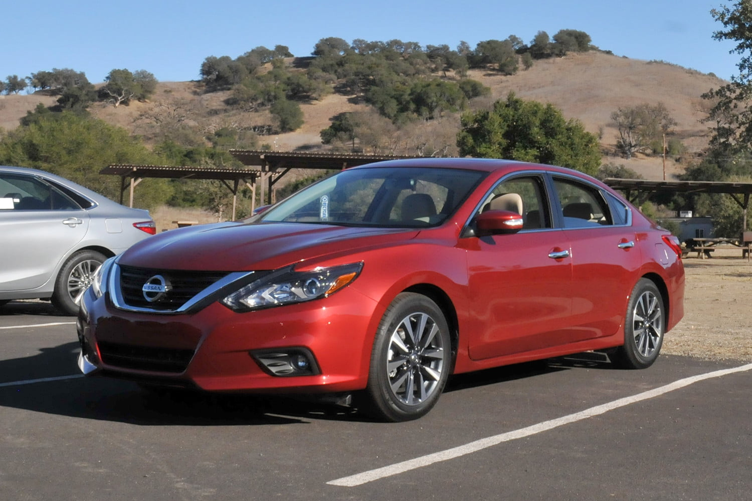 2016 Nissan Altima Sedan First Drive Digital Trends