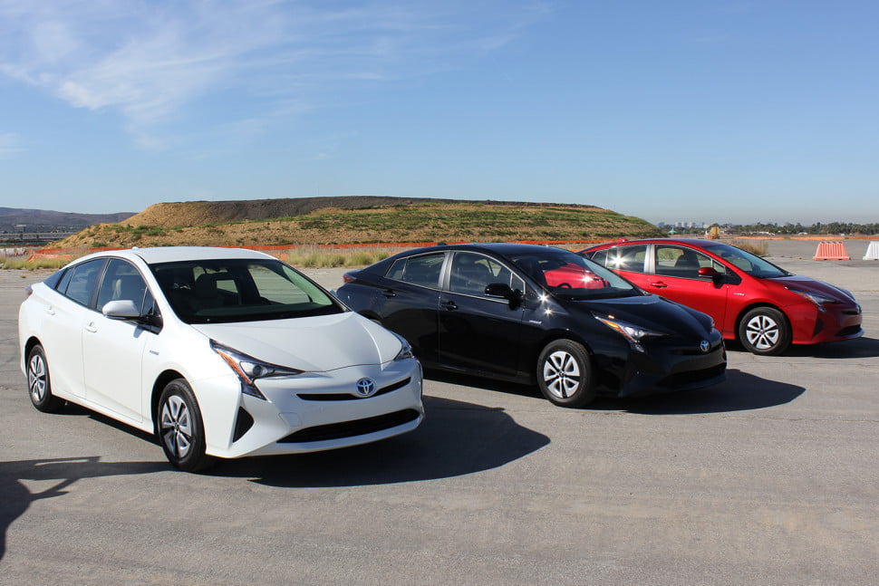 2016 Toyota Prius First Drive Review  Digital Trends