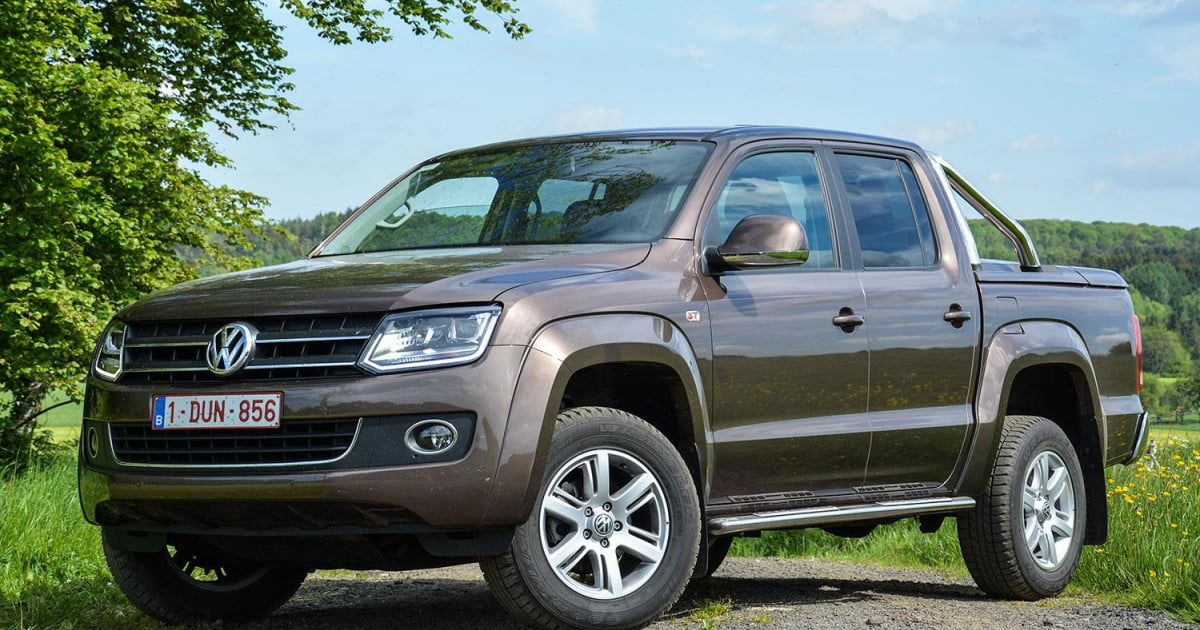 2015 volkswagen amarok first drive review digital trends. Black Bedroom Furniture Sets. Home Design Ideas