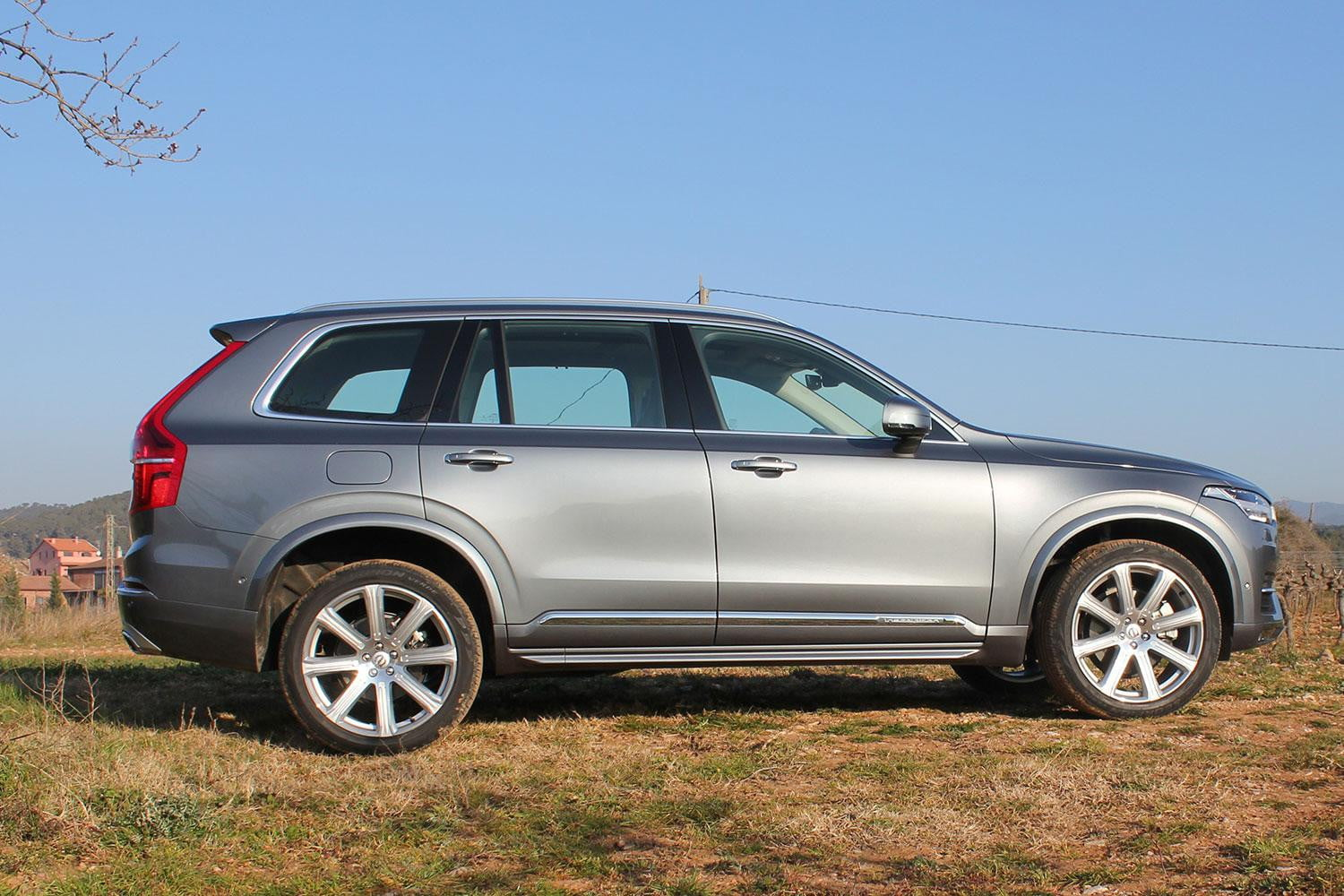 the 2016 volvo xc90 review digital trends. Black Bedroom Furniture Sets. Home Design Ideas